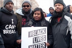 Black Lives at March