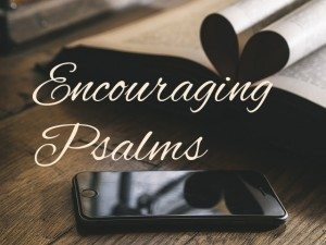 Encouraging Psalms.phone and book