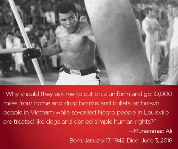 Muhammed Ali photo